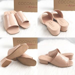 2068df7aa5808 Coconuts by Matisse Shoes - Coconuts by Matisse | nude plantain patent mules
